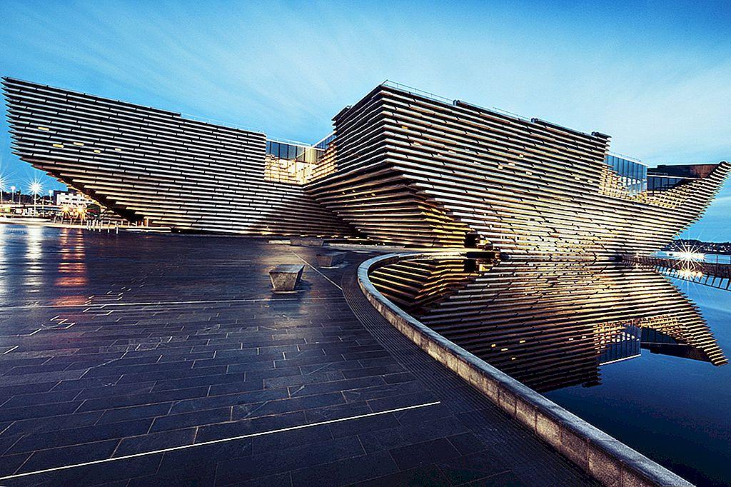 ดันดี: เยี่ยมชมเมืองแห่งการออกแบบของสก๊อตแลนด์ - Lonely Planet