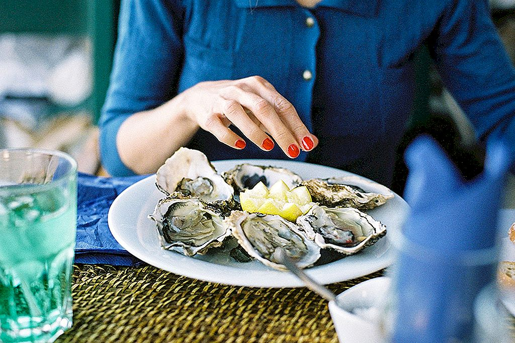 Følg din appetitt ned Virginia's Oyster Trail - travel road trip ideer