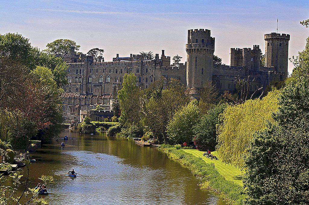 Warwickshire: หัวใจของประวัติศาสตร์อังกฤษ