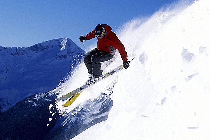 Dope slopes: เลือกสกีรีสอร์ทในอเมริกาเหนือ