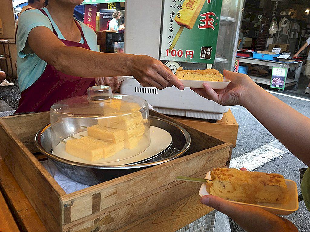 En foodie dag i Tokyo: en kulinarisk reiserute - Lonely Planet