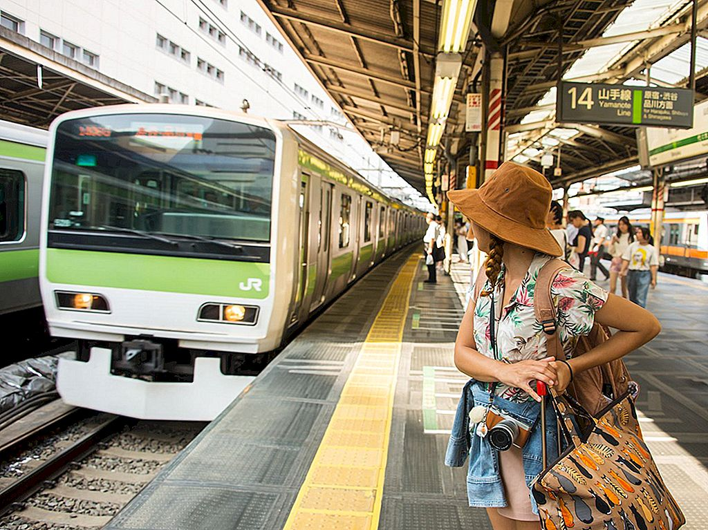 Touring Tokyo pe linia Yamanote - Lonely Planet