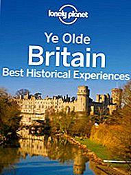イングランドの奇妙な観光スポットの10
