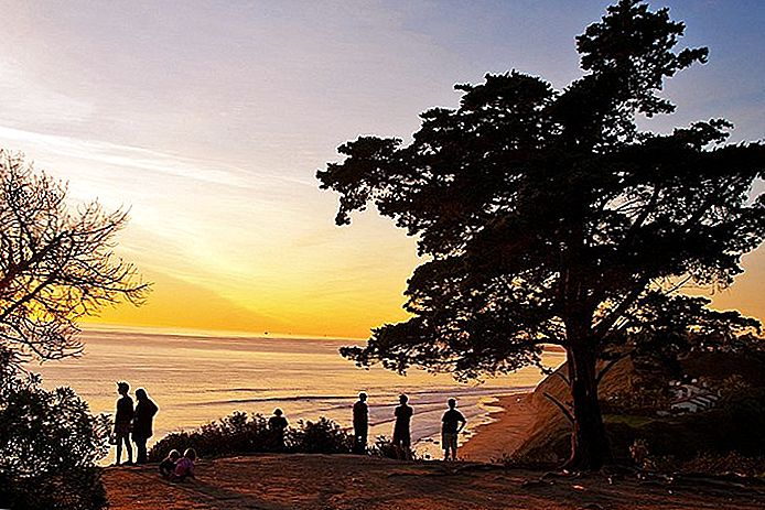 10 самых популярных туристических маршрутов в Санта-Барбаре