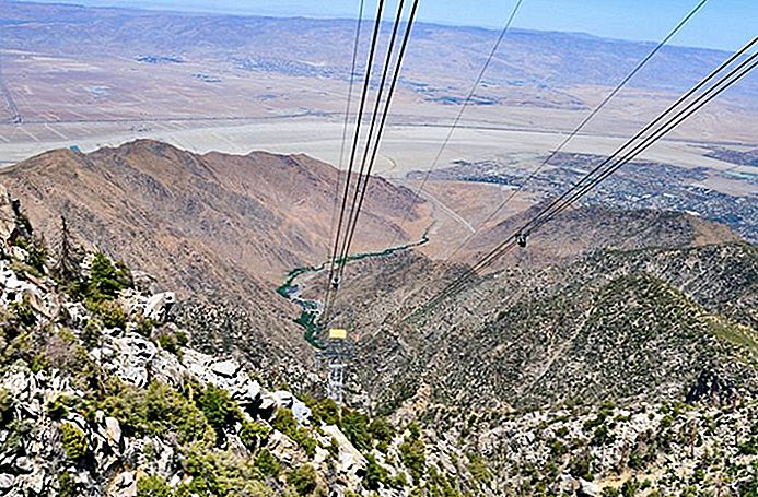 10 attrazioni turistiche top-rated a Palm Springs