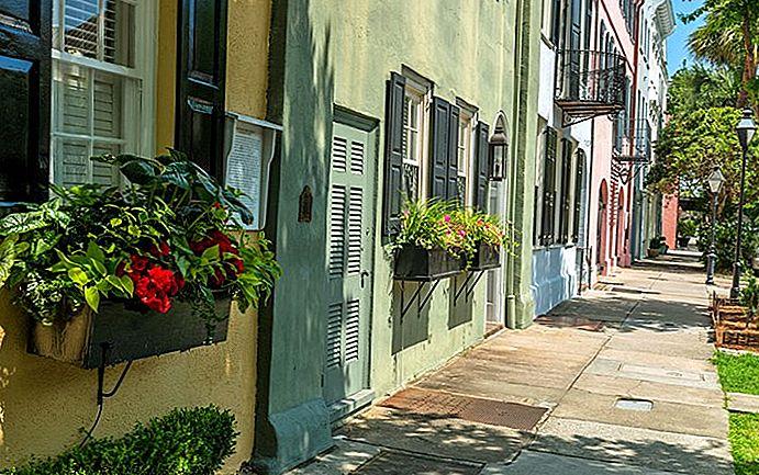 사우스 캐롤라이나 주 최고 인기 관광 명소 11 곳