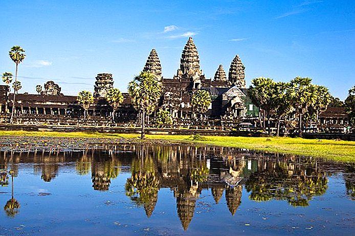 12 luoghi da visitare in Cambogia