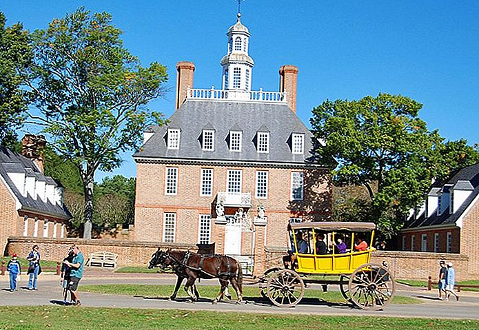 12 Top-Rated Touristenattraktionen in Virginia