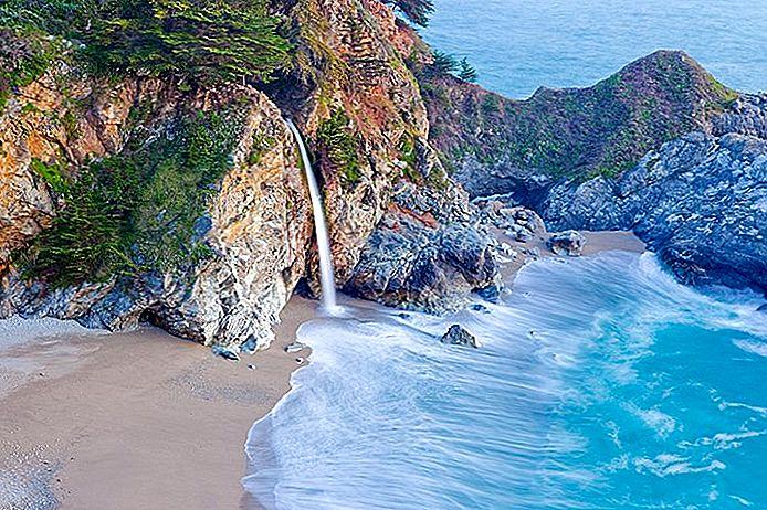 12 Top Romantische Kurzurlaube in Kalifornien