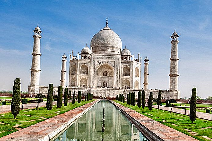 15 Top-Rated Touristenattraktionen in Indien