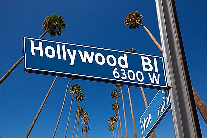 Wo in Hollywood zu bleiben: Beste Gebiete & Hotels, 2018