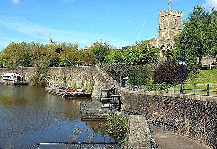 10 самых популярных туристических достопримечательностей в Бристоле