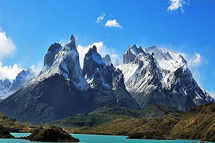 10 самых популярных туристических достопримечательностей в Чили