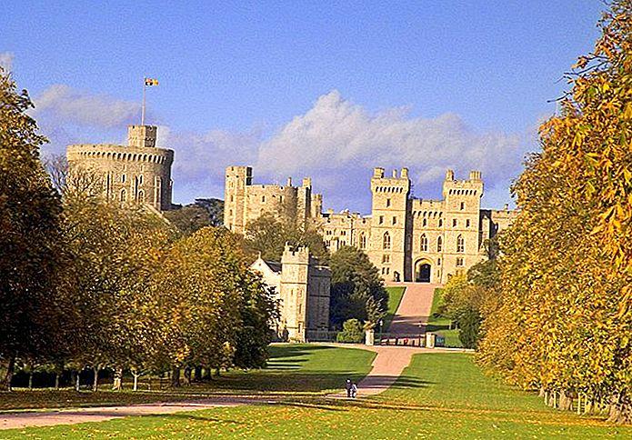 10 самых популярных туристических достопримечательностей в Виндзоре, Англия
