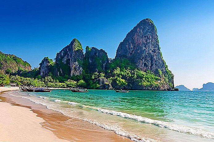 11 spiagge top-rated in Tailandia