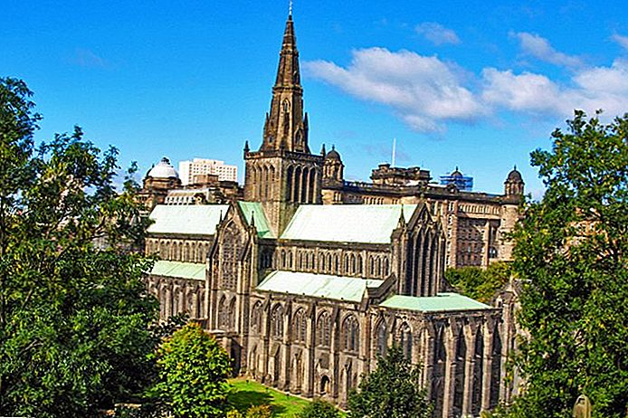 11 attrazioni turistiche top-rated a Glasgow