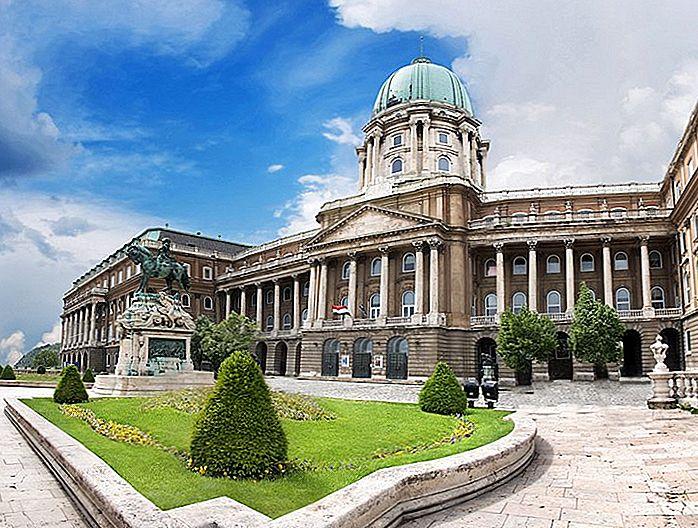 ハンガリーのトップ10観光名所