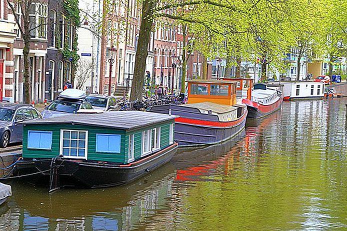 11 самых популярных туристических достопримечательностей в Нидерландах