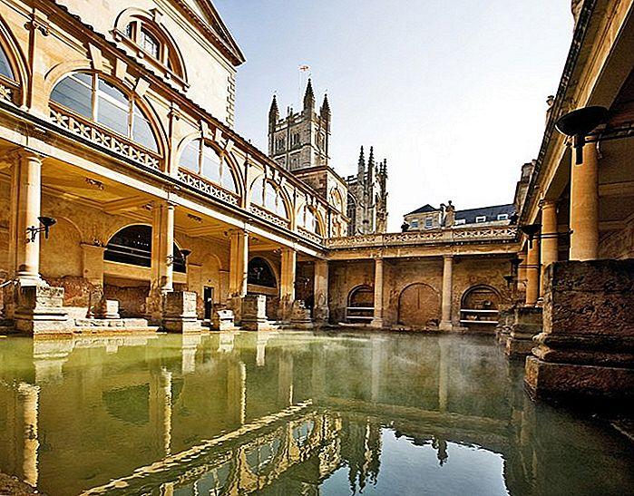 12 самых популярных туристических достопримечательностей в бане