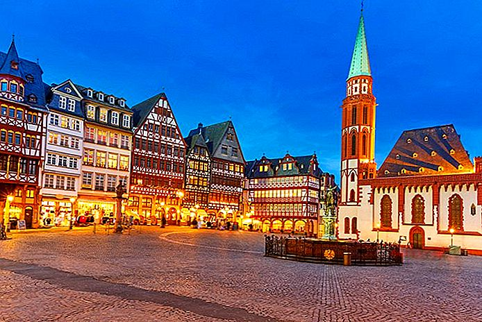12 самых популярных туристических достопримечательностей во Франкфурте - The 2018 Guide