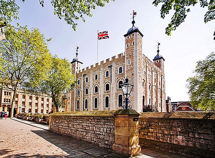 12 Top-Rated Touristenattraktionen in Londons Stadt- und Turmviertel