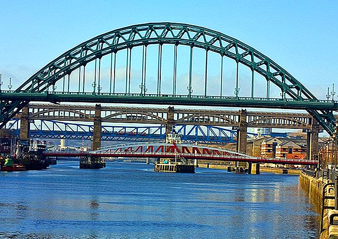 12 attrazioni turistiche top-rated a Newcastle-upon-Tyne