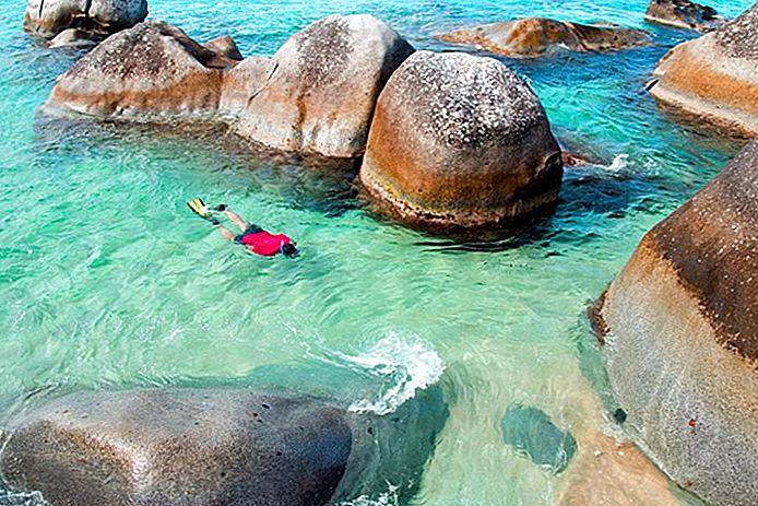 14 самых популярных туристических достопримечательностей на Британских Виргинских островах