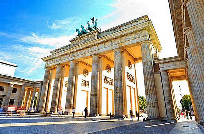 15 самых популярных туристических достопримечательностей в Берлине