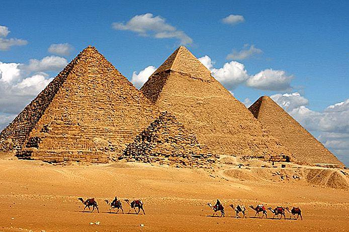 Пирамиды Гизы: достопримечательности, советы и туры