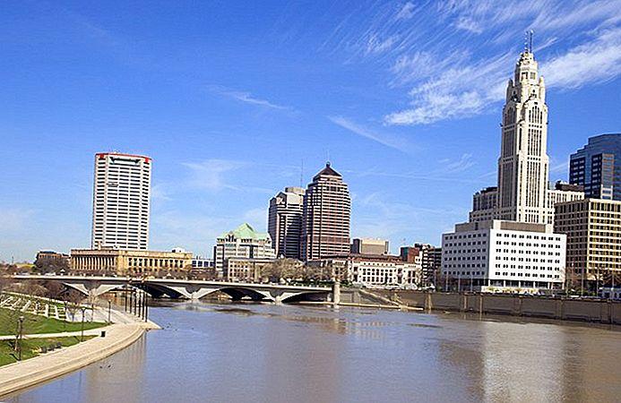 Beste Plätze zum Anschluss in Kolumbus Ohio Online-Dating-Pickup-Künstler