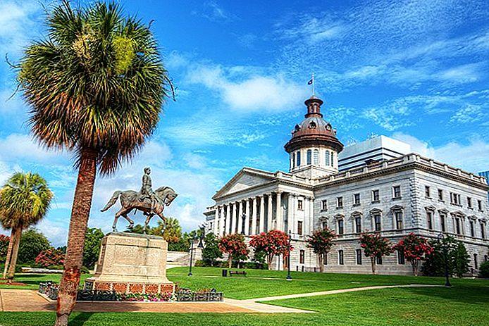 9 Top-bewertete Sehenswürdigkeiten & Aktivitäten in Columbia, South Carolina