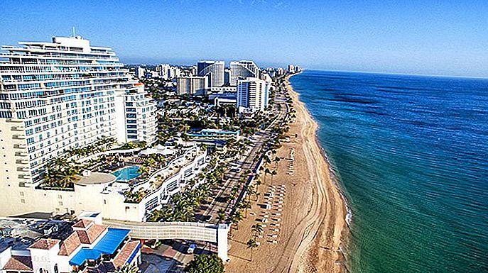 Fort Lauderdale에서의 숙박 장소 : 최고의 지역 및 호텔