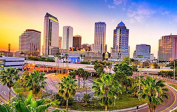 Где остановиться в Тампе: лучшие районы и отели