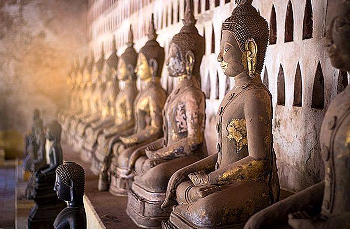 11 самых популярных туристических достопримечательностей и развлечений в Лаосе