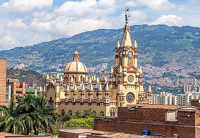 12 самых популярных достопримечательностей и мест для посещения в Колумбии