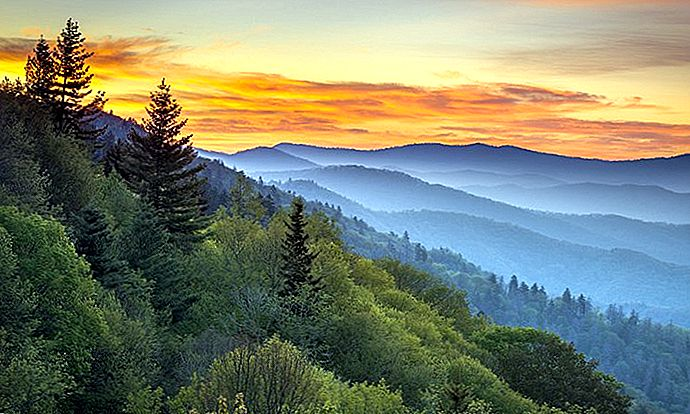 8 Top-Rated Touristenattraktionen in Gatlinburg und den Smoky Mountains