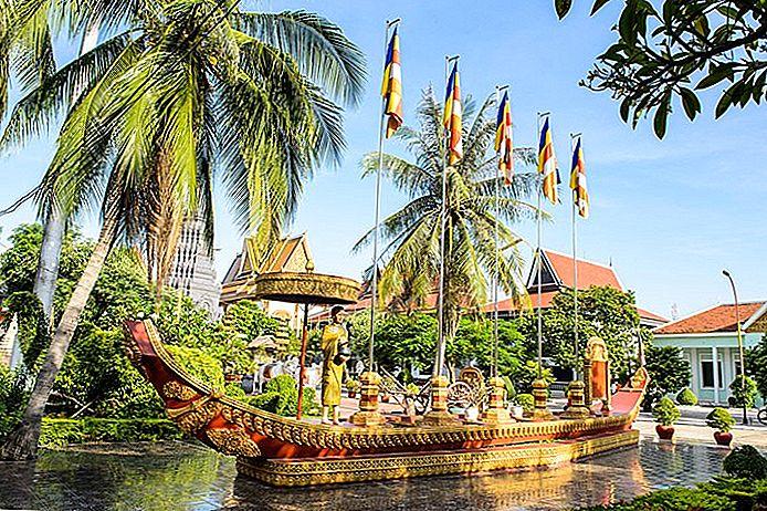Wo in Siem Reap zu bleiben: Beste Gebiete & Hotels, 2018