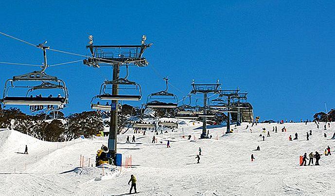 10 Top-bewertete Skigebiete in Australien
