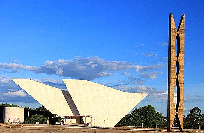 10 самых популярных туристических достопримечательностей в Бразилиа