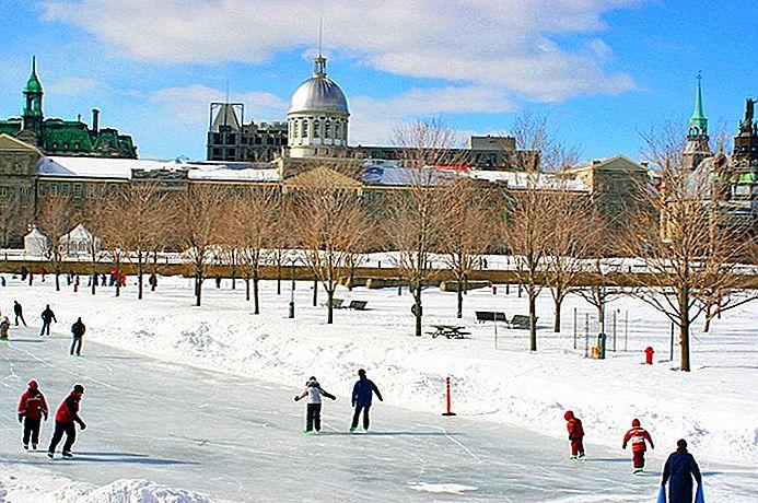 10 самых популярных туристических достопримечательностей в Старом Монреале