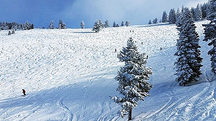 11 Top-bewertete Skigebiete in Colorado, 2018
