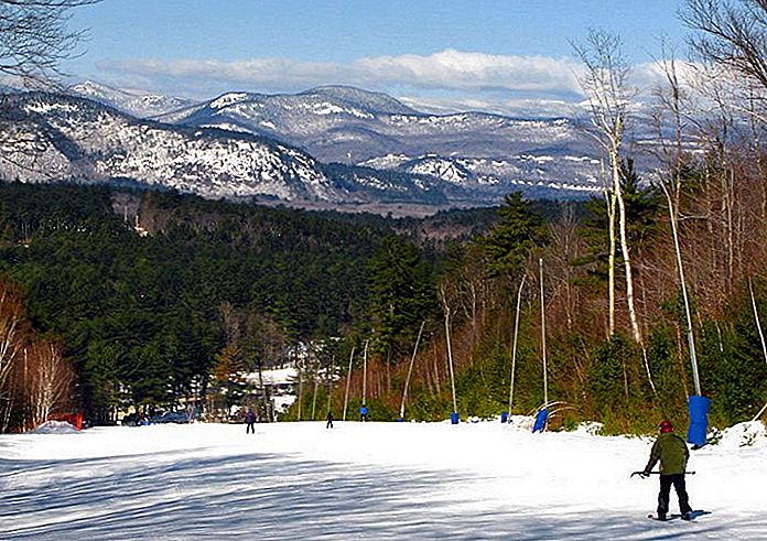 11 Top-bewertete Skigebiete in New Hampshire, 2019