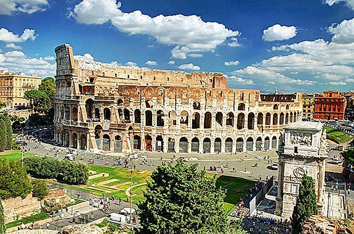 14 самых популярных туристических достопримечательностей в Риме