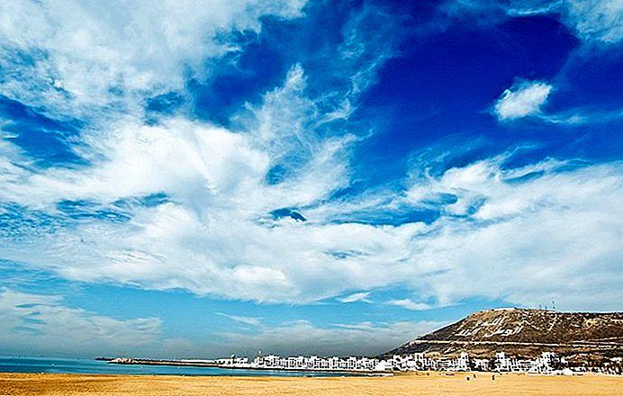 9 самых популярных туристических достопримечательностей в городе Агадир