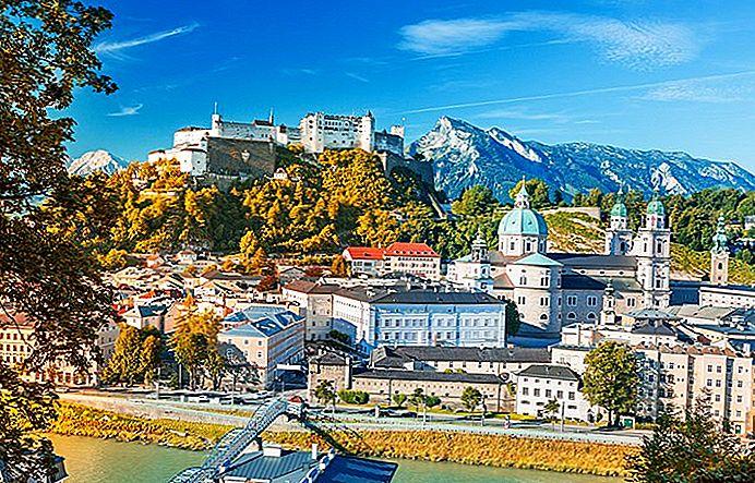 Wo in Salzburg zu bleiben: Beste Gebiete & Hotels, 2019