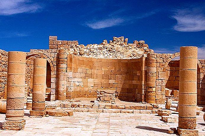 10 สถานที่ท่องเที่ยวยอดนิยมในภูมิภาค Negev