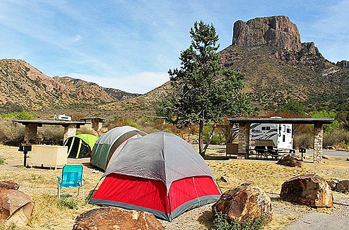 11 beste campingplasser på Big Bend National Park