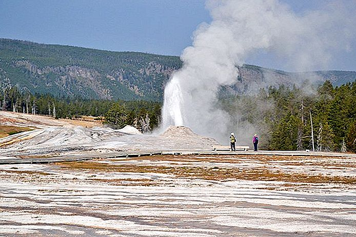 12 Top-Rated Wanderwege im Yellowstone National Park