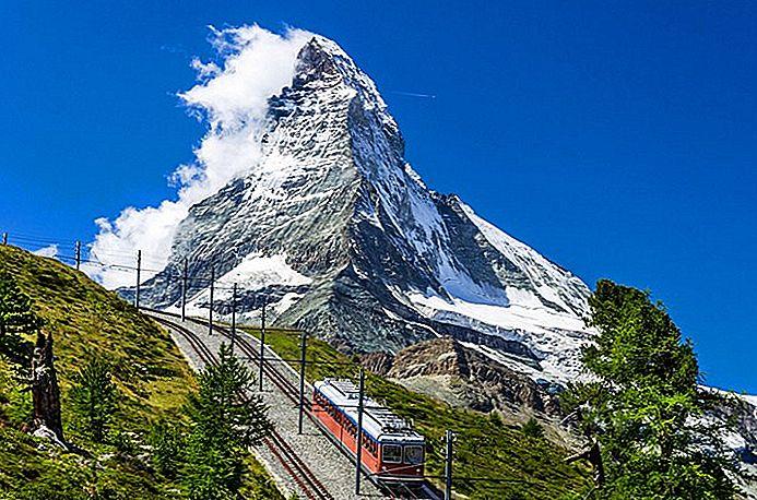 12 Top-Rated Sehenswürdigkeiten in der Schweiz