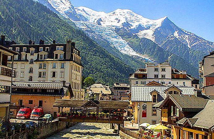 16 самых популярных достопримечательностей и мест для посещения во французских Альпах